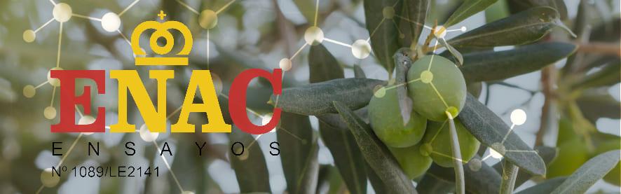Programa de acreditación ENAC aceite de oliva y orujo